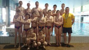 U13 team 2016