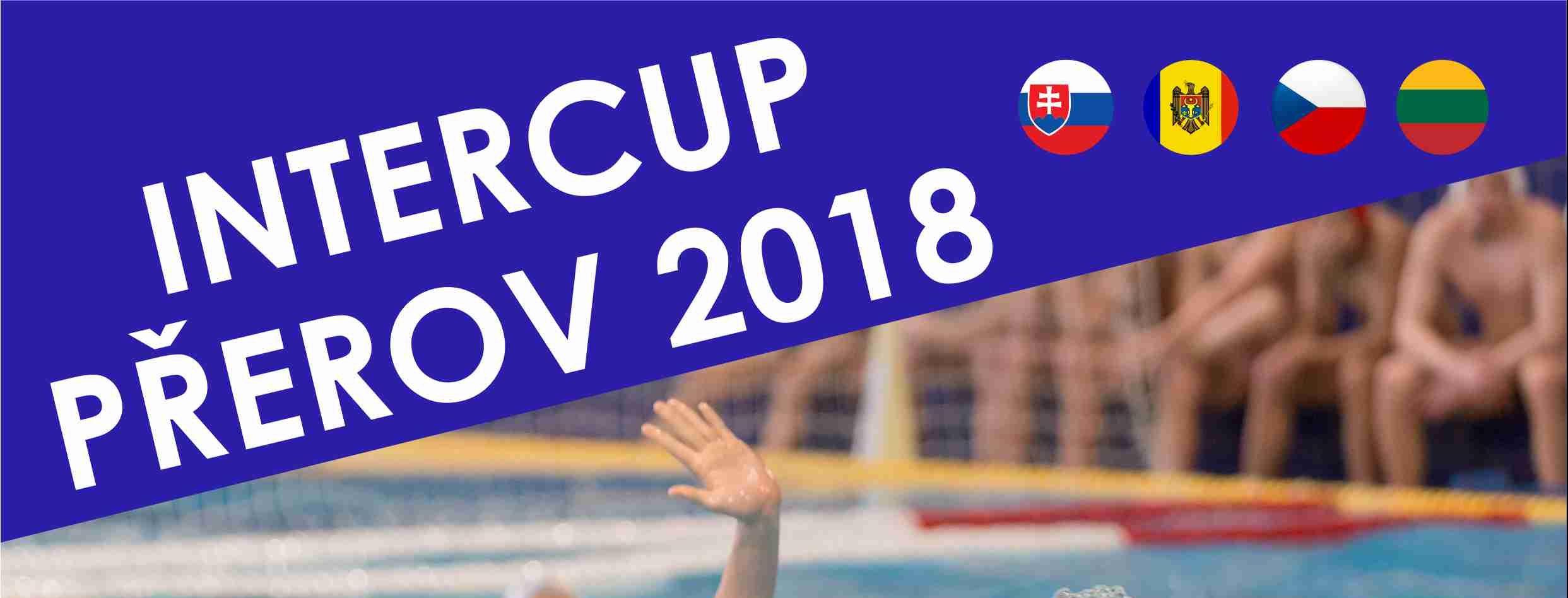 Přerovský bazén bude hostit mezinárodní turnaj juniorských reprezentací