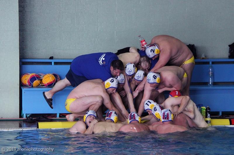 Muži KVP Přerov v úvodní finálové sérii těsně podlehli týmu STEPP Praha
