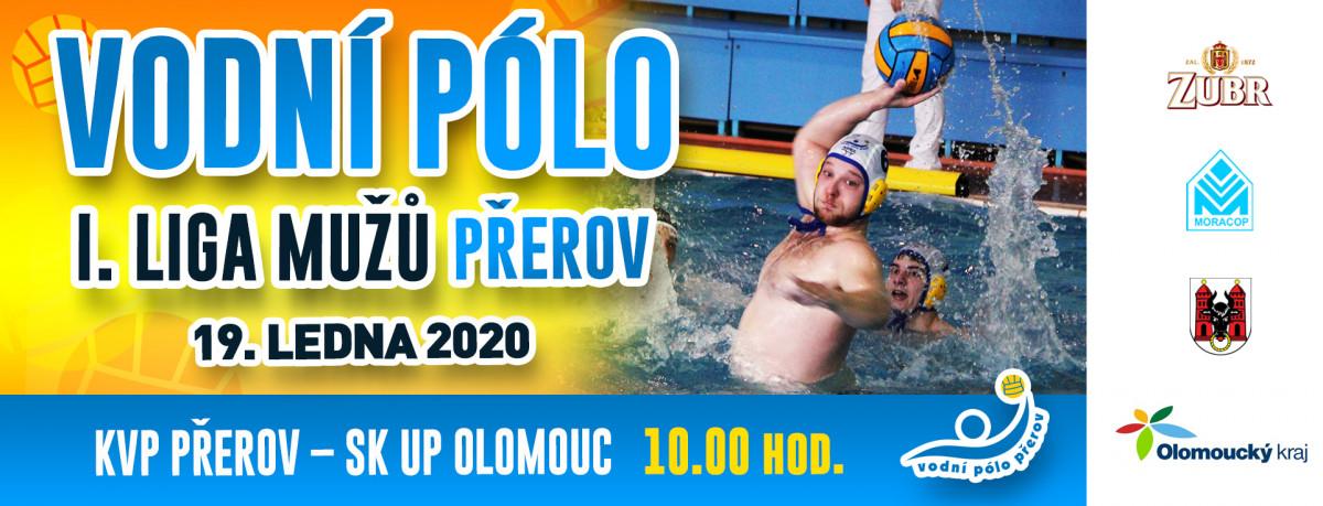 I. liga mužů pokračuje utkáním proti SK UP Olomouc